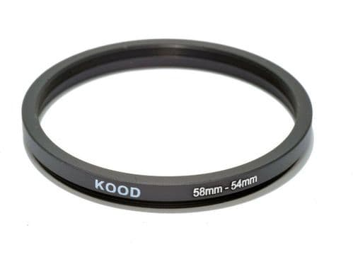Kood Series 7 (VII) Ring 58mm-54mm Step down ring
