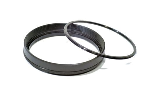 Metal Rotating Filter Ring and Retainer 58mm