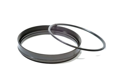 Metal Rotating Filter Ring and Retainer 67mm