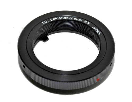 T2 Adapter Leica R Body to T2 Lens