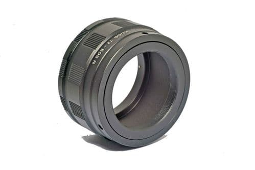 T2  Mount T-2 Lens to Canon EOS R RF Mount Mirrorless Full Frame Camera Adapter
