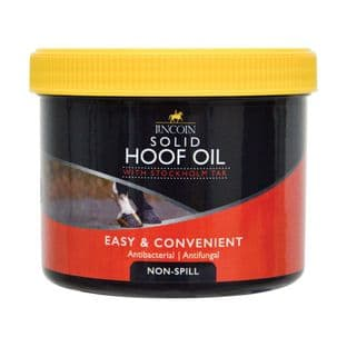 ***SPECIAL OFFER*** Lincoln Solid Hoof Oil