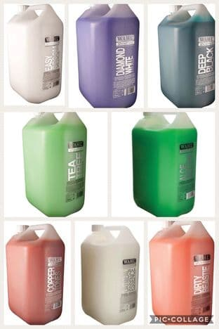 Wahl Showman Shampoos 500ml or 5 Litre  (Pump available)