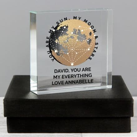 Trophy Ornament For Loved One. Valentines Token Gift.