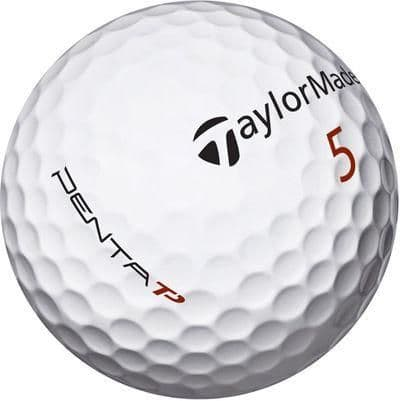 TaylorMade Penta TP Golf Balls - Lake Balls from Ace Golf