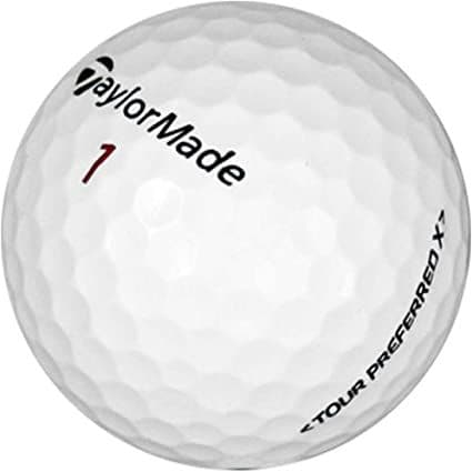 TaylorMade Tour Preferred X Lake Balls