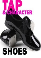 TAP & CHARACTER SHOES