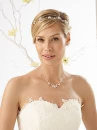 Bianco Evento N15 Necklace & Earring Set