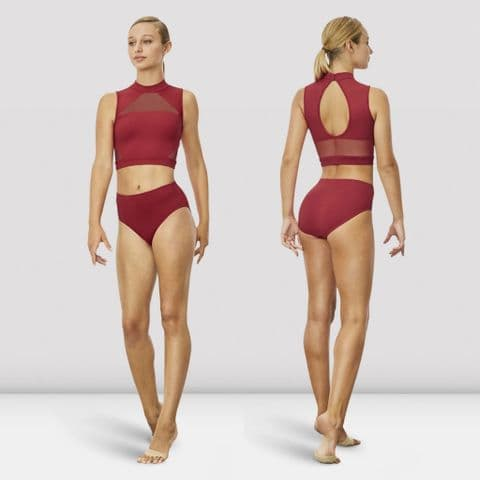 Bloch Chiaki & Armelle Dance and Gym Crop Top & Brief Set