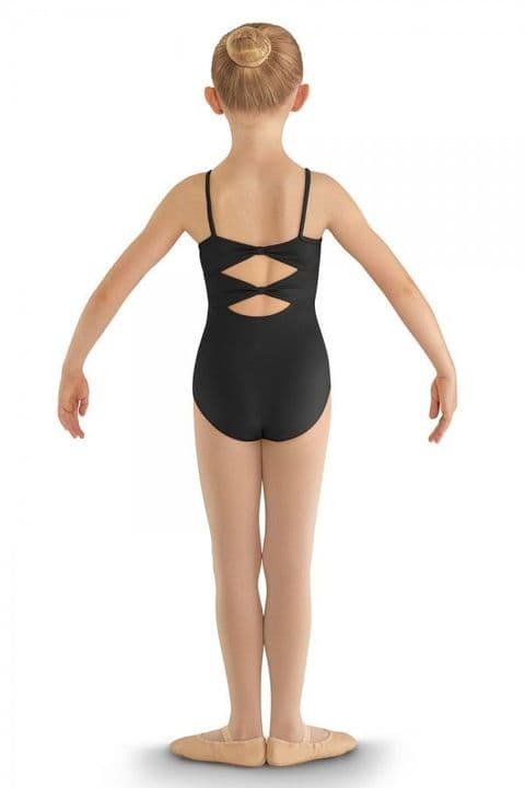 Bloch 'CL8810' Bow Back Leotard
