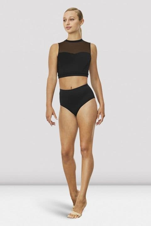 Bloch Emiko & Armelle Dance and Gym Crop Top & Brief Set