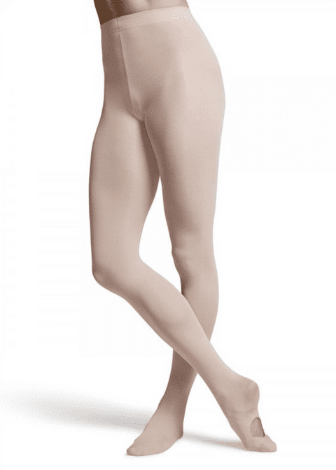 Bloch Girls Convertible Dance Tight 8 Colours Available T0982G