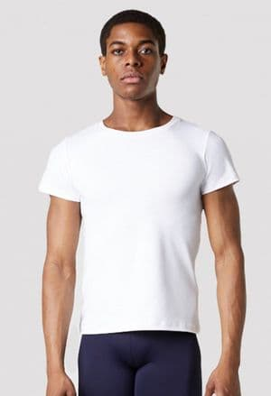 Bloch Mens Fitted T-Shirt MT008