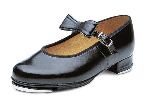 Bloch Merry Jane Tap Shoe with Toe and Heel Techno Taps