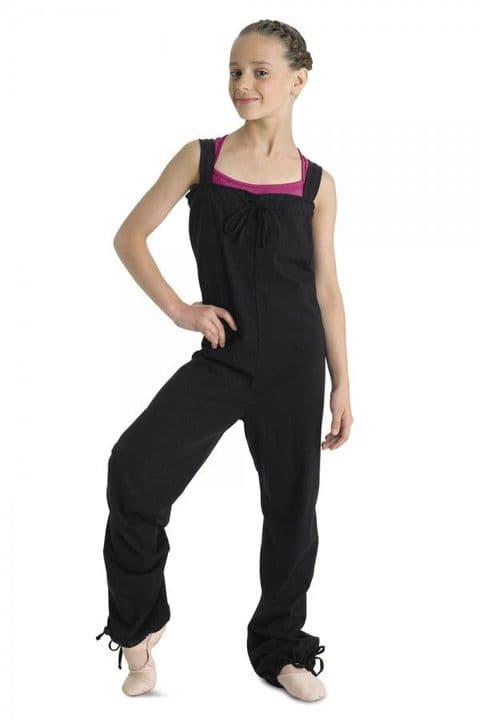 Bloch  'Tendu' All in One Romper Style Warm Up Wear