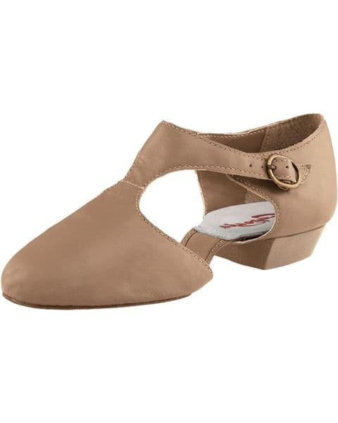 Capezio '321' Pedini Shoe in Ballet Pink