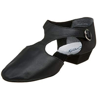 Capezio '321' Pedini Shoe in Black