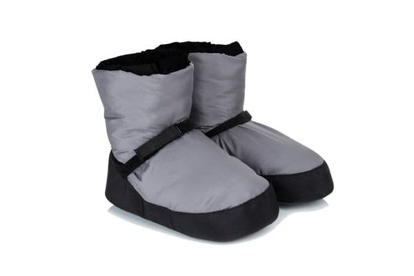 Freed Unisex Warm Up Bootie Boots for Kids and Adults Grey