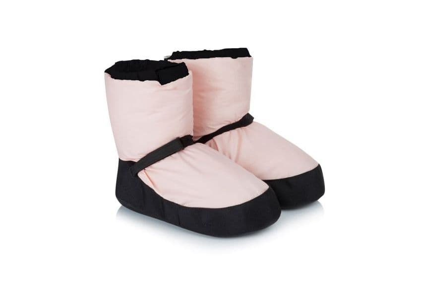 Freed Unisex Warm Up Bootie Boots for Kids and Adults Pink