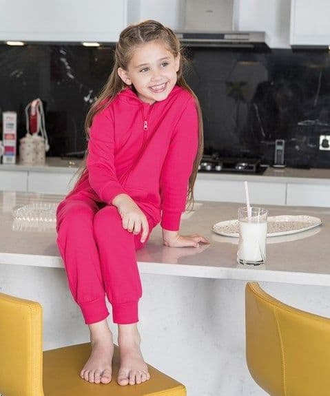 Personalised Onesie in All Colours