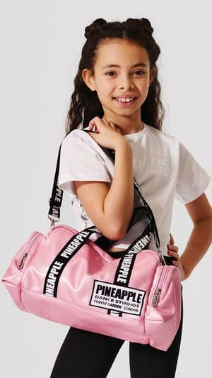 Pineapple Mini CG Dancer Bag in Pink