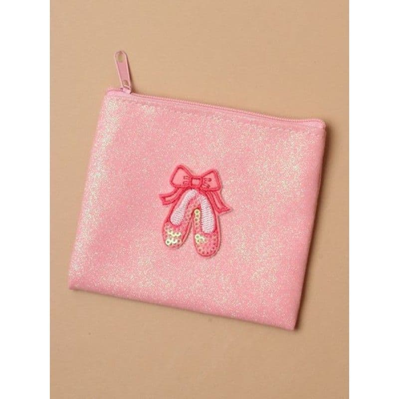 Pink Satin Ballerina Cushion for RAD ballet classes - Childrens Ballet class in Northampton - Dance outfits Northampton