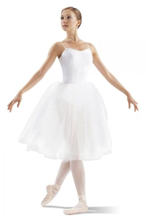 Soft Romantic Tutu Skirt in White or Pink