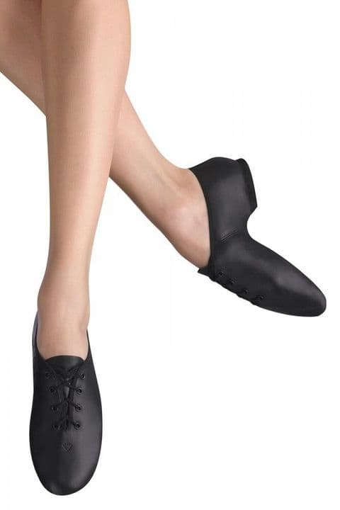 Split Sole Lace Up Jazz Shoe Leos LS4003