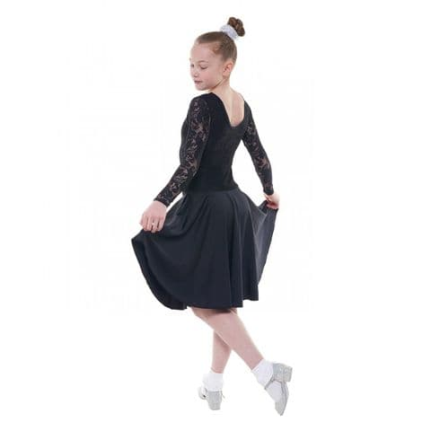 Tappers and Pointers Ballroom/7 Lace Dress