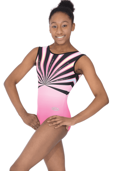 The Zone Olympia Leotard for Gym and Dance