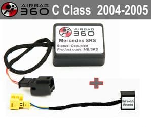 Mercedes  C Class Front  Passenger Seat mat Occupancy Sensor, occupied recognition sensor  emulator