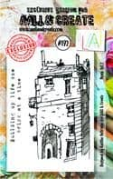 #192 A7 Stamp House Set 2 AALL & Create Stamp