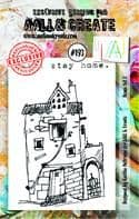 #193 A7 Stamp House Set 3 AALL & Create Stamp