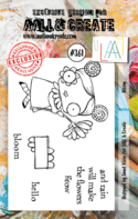 #361 Bloom A7 Stamp AALL & Create Stamp