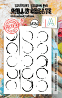 #366 Roundly A7 Stamp AALL & Create Stamp