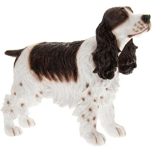 Best of Breed Spaniel Brown Dog ornament