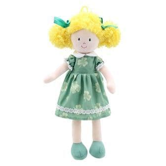 Doll - Green Dress Wilberry Toy