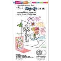 Stampendous Dies Build a Pop up