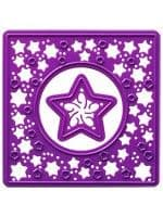 Star with Star Square Joy Crafts Dies