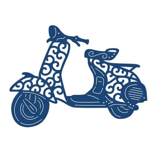 Tattered Lace Die Scooter