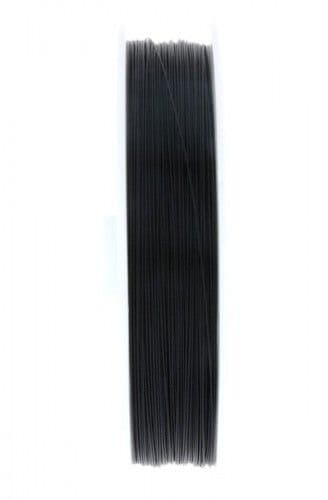 Tigertail - 10m Roll - Black