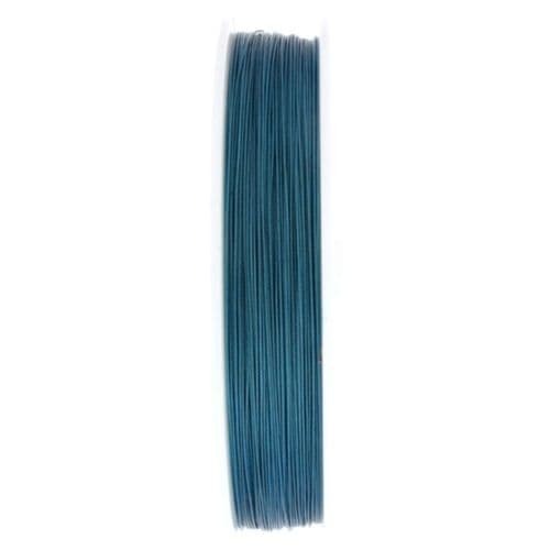 Tigertail - 10m Roll - Kingfisher Blue