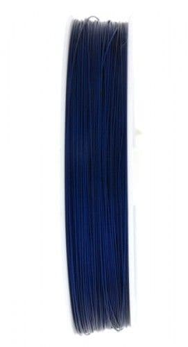 Tigertail - 10m Roll - Navy Blue