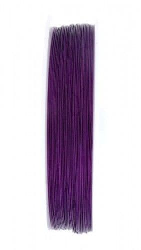 Tigertail - 10m Roll - Purple