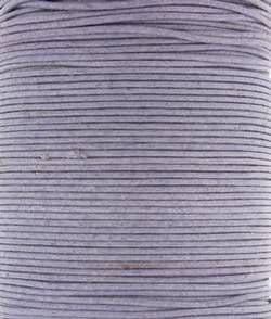 Wax Cotton 1mm - Lilac Mist (one metre)
