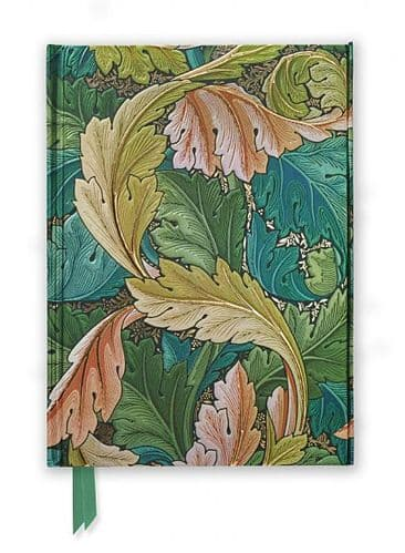 William Morris: Acanthus Foiled Notebook