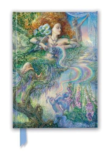 A5 Josephine Wall: The Enchantment Foiled Journal