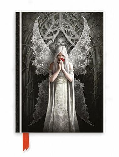 Anne Stokes: Only Love Remains Foiled Notebook