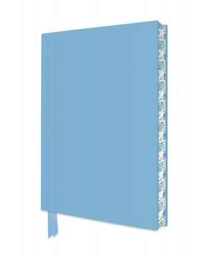 Duck Egg Blue Soft Cover Artisan A5 Notebook