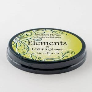 Elements Premium Dye Ink Lime Punch (Lavinia Stamps)